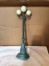 Old Style Streetlamp Wall Hanging