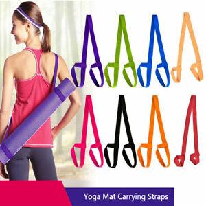 Yoga Mat Sling Carrier Schultergurt Riemen Fitness Fitness einstellbar 150 C BOD