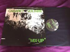 Cabaret Voltaire – Mix-UpI ITALIAN reissue LP rough trade THROBBING GRISTLE