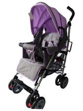 Markenlose Unisex Kinderwagen mit 5-Punkt-Sicherheitsgurt