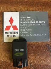 Mitsubishi L200 K74 Ecu Relé Relé de Bomba de combustible e8t101