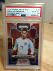 Hottest Panini Prizm World Cup Soccer Cards 89