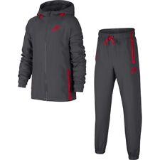 Nike Boys Kids Full Tracksuit Hooded Bottom Winger Hoodie Suit Top Training
