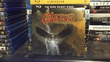 THUNDERBOLT {TOUR EDITION} by SAXON (2018, CD, SILVER LINING) INC. POSTER!