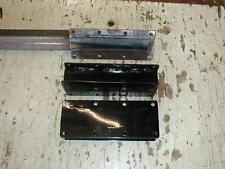 "50mm Suspension Unit Spacers 8 Hole Medium Mounting Plates x 2 10"" x 4"""