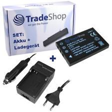 AKKU + LADEGERÄT für FujiFilm EasyPix DTX5500 DVX5050 DVX5530 FULL-HD DTX-5500