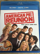 AMERICAN PIE:REUNION (IMPORT with English soundtrack)   {Bluray}