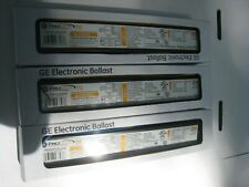 3 yes 3 GE Pro Line T12 Flourescent Light Ballasts  GE240RES120-DIYB 120 Volt