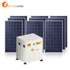 3.5KVA 110VAC/220VAC ALL IN ONE Solar panel solar energy system DIY KIT
