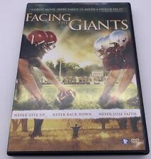 Facing the Giants DVD Alex Kendrick(DIR) 2006 Very Good