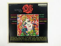 Songs Of Love by Various Artists Vinyl Record LP Album Columbia Special Products