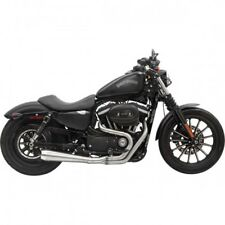 Exhaust road rage 3 stainless sportster system 2 into 1... Bassani xhaust 1X42SS