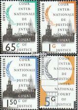 Nederland D47-D50 (compleet.Kwestie.) postfris MNH 1990 Officiële stempels