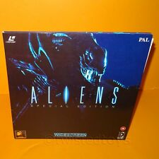 1996 ENCORE ALIENS SPECIAL WIDESCREEN EDITION DOUBLE LASER DISC (LASERDISC) PAL