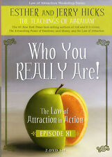 Abraham-Hicks Esther 2 DVD Who You Really Are Law of Attraction In Action #11