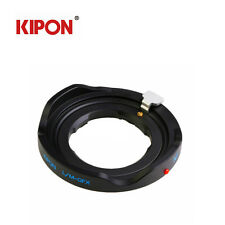 Kipon Adapter For Leica M Lens to Fujifilm G-Mount GFX 50S Camera Pro Adapter B