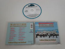 MARINECHOR SCHWARZMEERFLOTTE UDSSR/GOLDENE KLÄNGE(POLYSTAR 838 035-2) CD ALBUM