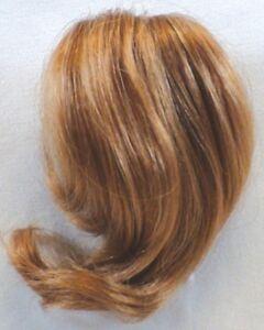 SMALL CLIP ON HAIR PIECE HAIRPIECE FILLER TOPPER HAIRDO ENHANCER EXTENSION 1730