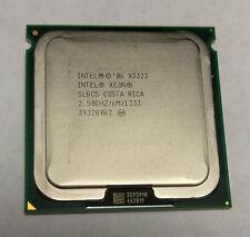 Intel Xeon X3323 2.50 GHz CPU Quad Core Processor 6 M Cache LGA771 slbc 5