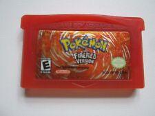 Pokemon Fire Red - Cart Only Game Boy Advance GBA 100% ORIGINAL