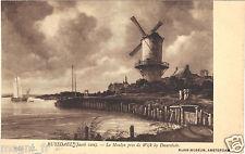 Art - cpa - Le moulin près de Wijk by Duurstede par Jacob van RUYSDAEL