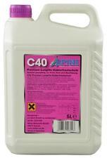 [4,30€/L] 5L ALPINE KÜHLERFROSTSCHUTZ C40 / G40 KONZENTRAT Antifreeze