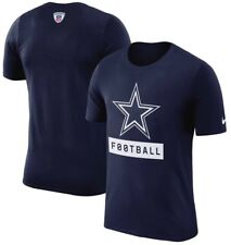 4273b248d Nike NFL Dallas Cowboys Dri-fit T-shirt Blue XXL 2xl