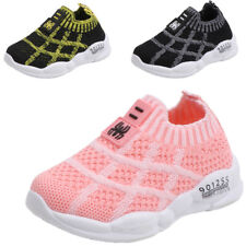 Kinder Schuhe Jungen Mädchen Turnschuhe Laufschuhe Mesh Baby Atmungsaktiv Licht