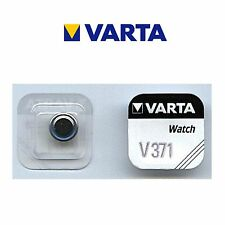 1 Stück VARTA V371 Knopfzelle Batterie - SR69 - SR920SW Uhrenbatterie SR920