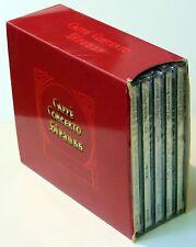 Caffè Concerto Strauss - 5 CD Box Set 2- Italienische Kaffeehausmusik - Neu! (R)