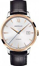 New MontBlanc Heritage Spirit 111624 Silver Dial Men's Watch Sale Discount