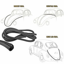 VW Beetle Bonnet And Deck Lid Seal Kit (Mexican Style)