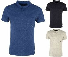 Polo Cotton Blend Short Sleeve T-Shirts for Men