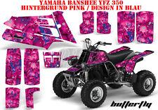 Amr racing decoración Graphic kit ATV Yamaha Banshee yfz 350 Butterfly B