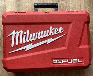 New Milwaukee 2997-22 18V COMBO Case For Hammer Drill & Impact 2804-20 2853-20