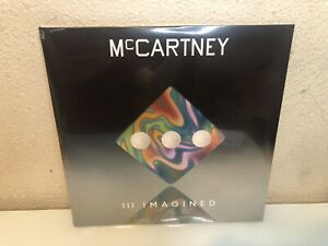 Paul McCartney III Imagined Limited Edition Dark Green 2LP Sealed Fast Shipping!