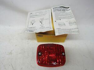 Porsche European Rear Fog Light Hella 911 631 251 29  With Chrome Back