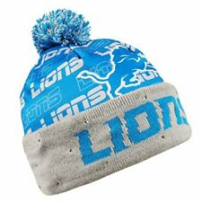 Forever Collectibles NFL Adult's Detroit Lions Light Up Printed Beanie