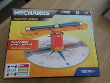GEOMAG MECHANICS 35 PIECE  BUILD YOUR OWN COMPASS NEW FREE UK POST