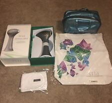 Authentic Tria Beauty Hair Removal Laser 4X LHR 4.0 NEW IN OPEN BOX With Bags
