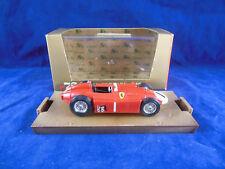 Brumm R76 1955 Lancia Ferrari D50 in Red HP 270 Racing No. 1  1:43 Scale