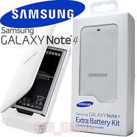 SAMSUNG Galaxy Note4 SM-N910 genuine Extra Battery Kit EB-KN910 w/ Retail Box