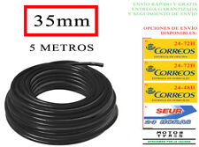 5 METROS DE CABLE GENERAL BATERIA ARRANQUE SECCION 35mm2 12V 24V COBRE NEGRO