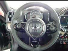 UK STOCK Gloss Piano Black JCW Steeing Wheel Trims MINI Cooper F55 F56 F57 F60