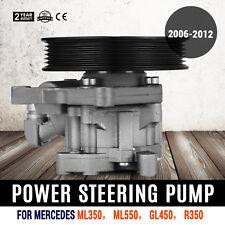 Power Steering PumpFor Mercedes-Benz ML350 ML550 GL450 R350 Oem 0054662201