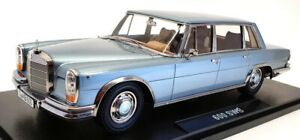 KK Scale 1/18 Scale KKDC180602 - 1963 Mercedes Benz 600 SWB W100 - Light Blue