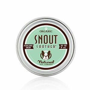 Snout Soother Travel Tin 0.25oz | Heal Dry Sore Crusty Noses FAST!