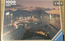 Ravensburger Jigsaw Adult Puzzle 1000 Games Toys Travel Landscape City Hongkong