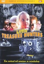 The Little Treasure Hunters - The Lil River Rats And The Adventure NEW UK R2 DVD