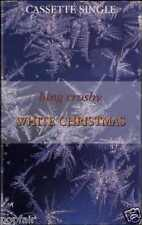 BING CROSBY - WHITE CHRISTMAS / GOD REST YE MERRY GENTLEMEN 1991 UK CASSINGLE